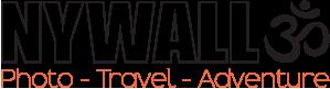 Nywall Travels Logotyp