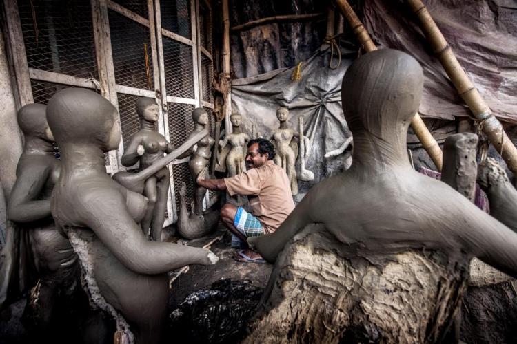 2015 01 15 Calcutta Kolkata West Bengal